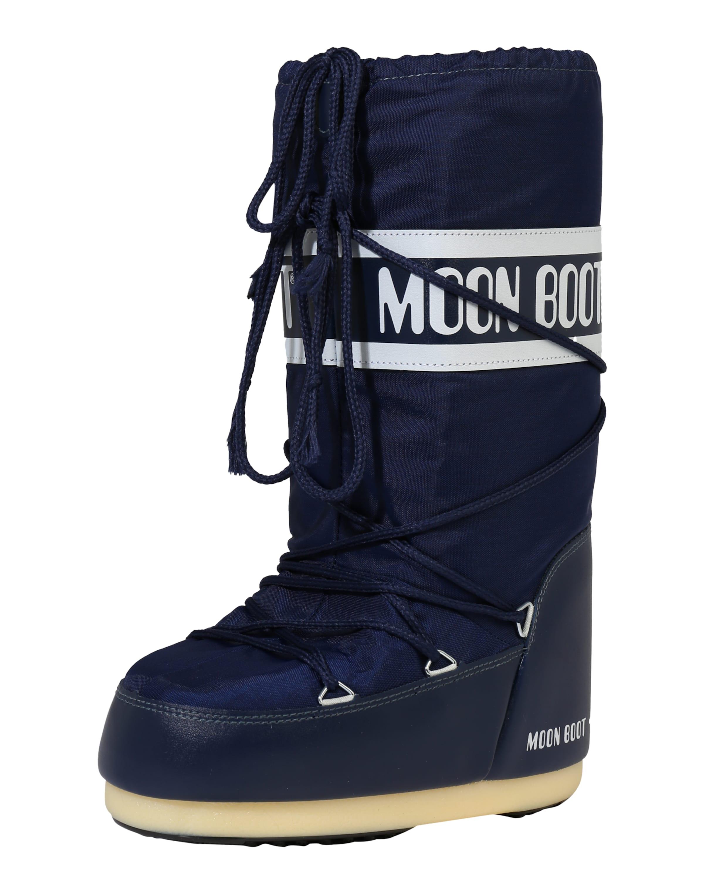 MOON BOOT Snowboots Nylon Verschleißfeste billige Schuhe