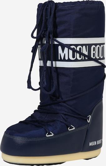 MOON BOOT Sniega apavi 'Nylon', krāsa - zils, Preces skats