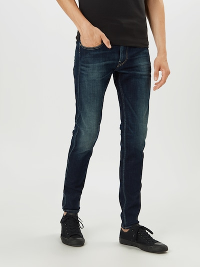 REPLAY Jeans 'BRONNY ' in blue denim, Modelansicht