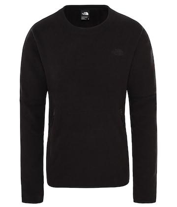 THE NORTH FACE Sweatshirt ' TKA Glacier W ' in Black