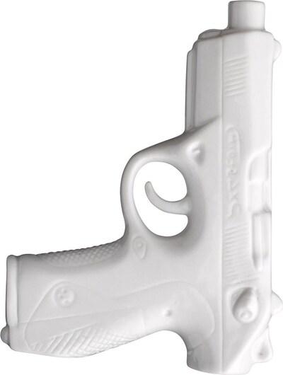 Bloomingville Vase 'Pistole' in weiß, Produktansicht