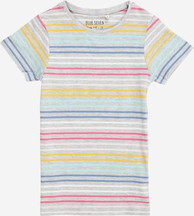BLUE SEVEN Shirt in grau / mischfarben: Frontalansicht