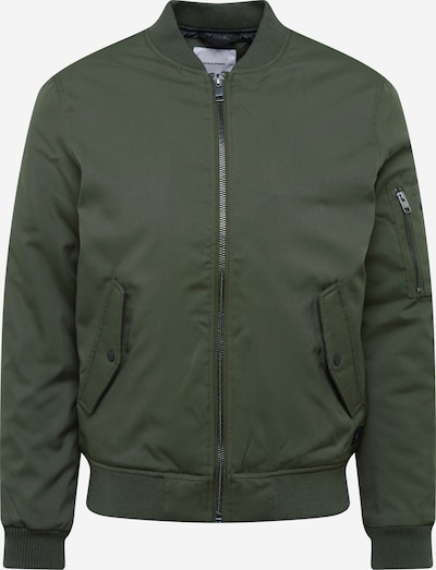 JACK & JONES Jacke in dunkelgrün, Produktansicht