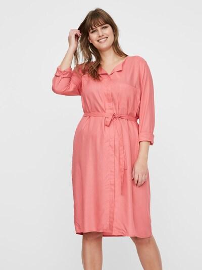 Junarose Kleid in pink, Modelansicht