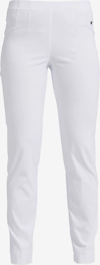 LauRie Stoffhose 'Betty' im schlichten Design in weiß, Produktansicht