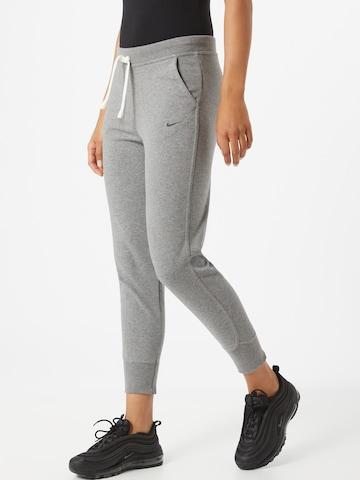 Pantaloni sportivi di NIKE in grigio