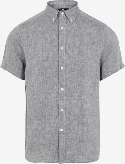 J.Lindeberg Hemd 'Daniel' in grau, Produktansicht