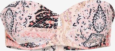 Seafolly Bikinioberteil 'Strapless Bustier' in rosa, Produktansicht