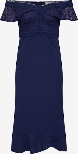 Love Triangle Cocktailkleid 'Reign Supreme' in navy, Produktansicht