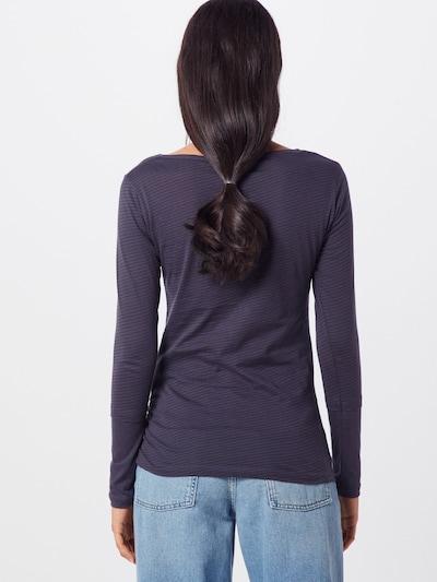 Iriedaily T-Krekls pieejami tumši zils: Aizmugures skats