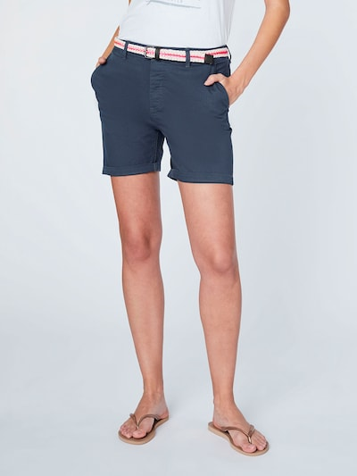 CHIEMSEE Hose in blau: Frontalansicht