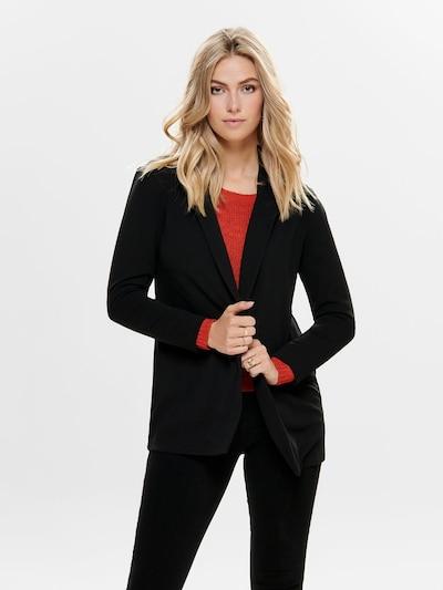 JACQUELINE de YONG Blazer in schwarz, Modelansicht