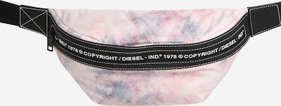 DIESEL Torbica za okrog pasu 'Nymfea Nelumbo' | rosé / črna barva, Prikaz izdelka