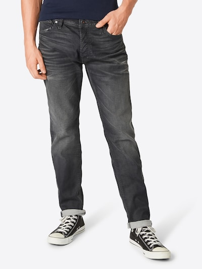 Džinsai 'MIKE JJORIGINAL' iš JACK & JONES , spalva - pilko džinso, Modelio vaizdas