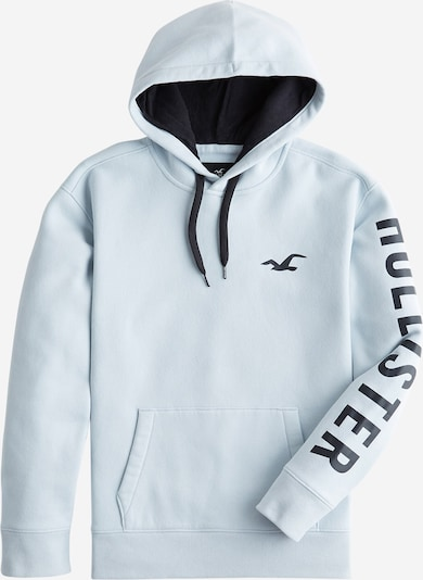 HOLLISTER Sweatshirt 'ICONIC' in de kleur Wit, Productweergave