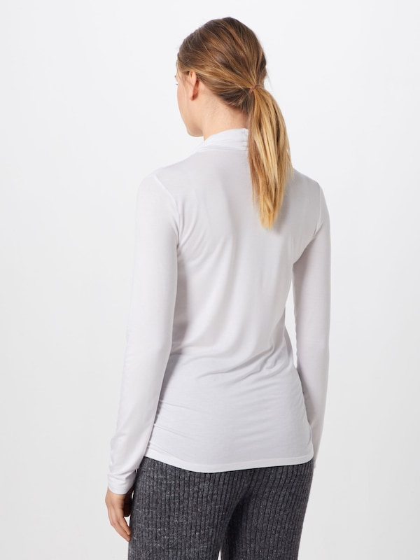 shirt Tnk' ls En Gap T Blanc 'v Luxe gyb7f6Yv