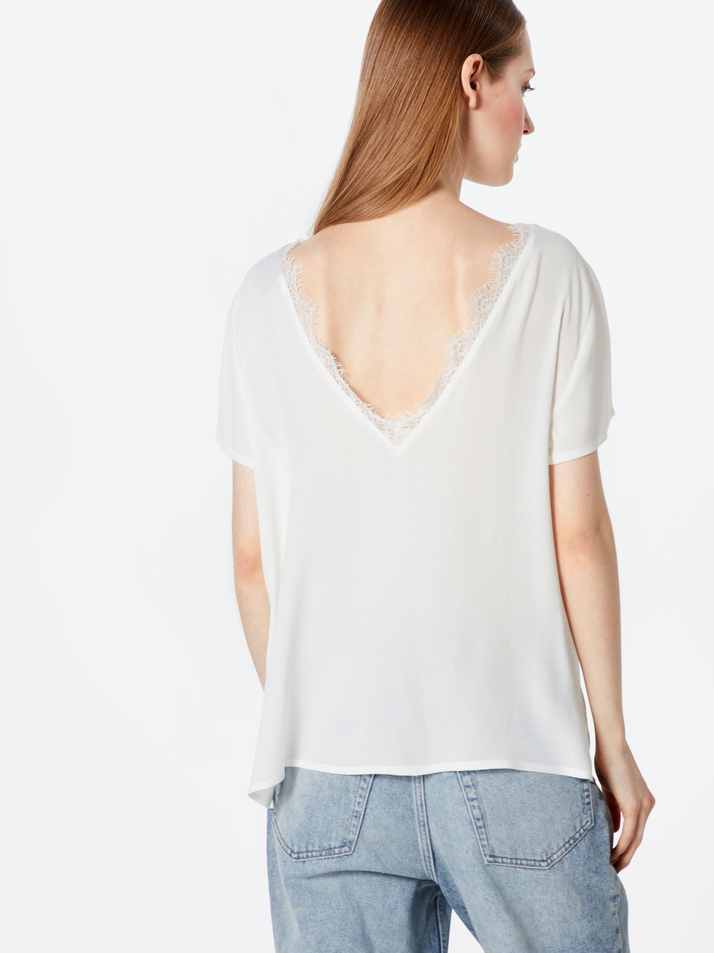 T shirt Object 'lourdes' In Weiß v8Nmnw0O