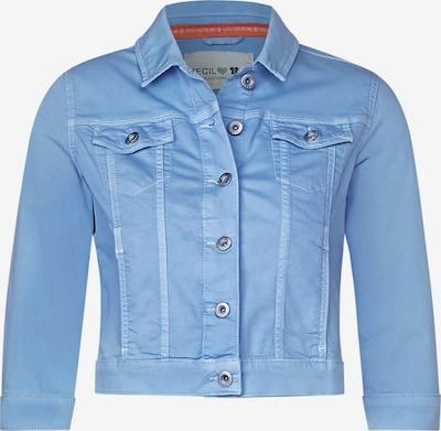 CECIL Denimjacke im Colour Style in blau, Produktansicht
