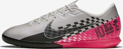 NIKE Chaussure de foot 'Mercurial Vapor 13 Academy' en gris argenté / rose / noir, Vue avec produit