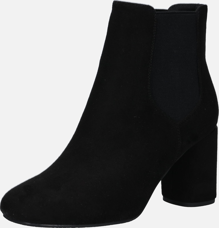 ABOUT YOU Chelsea Boot 'Natalia' in schwarz: Frontalansicht