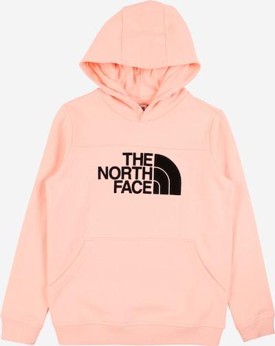 THE NORTH FACE Sweatshirt 'DREW PEAK' in rosa, Produktansicht