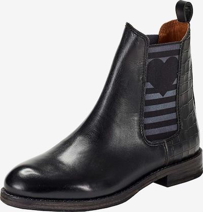 Crickit Chelsea Boot 'Amy' in schwarz, Produktansicht