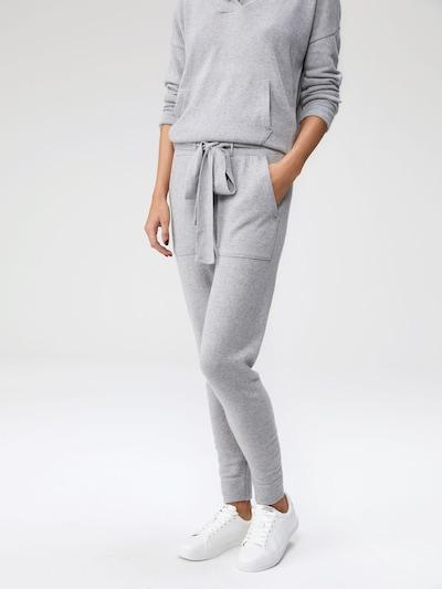 LeGer by Lena Gercke Hlače 'Lou' | siva barva, Prikaz modela