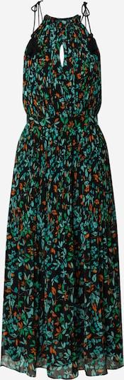 Whistles Kleid in dunkelblau / mischfarben, Produktansicht