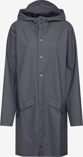 RAINS Manteau mi-saison en gris, Vue avec produit