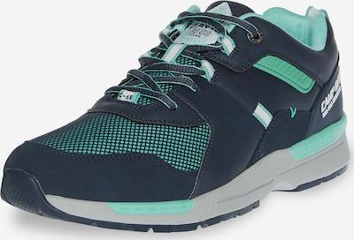 CAMP DAVID Sneaker in navy / aqua, Produktansicht