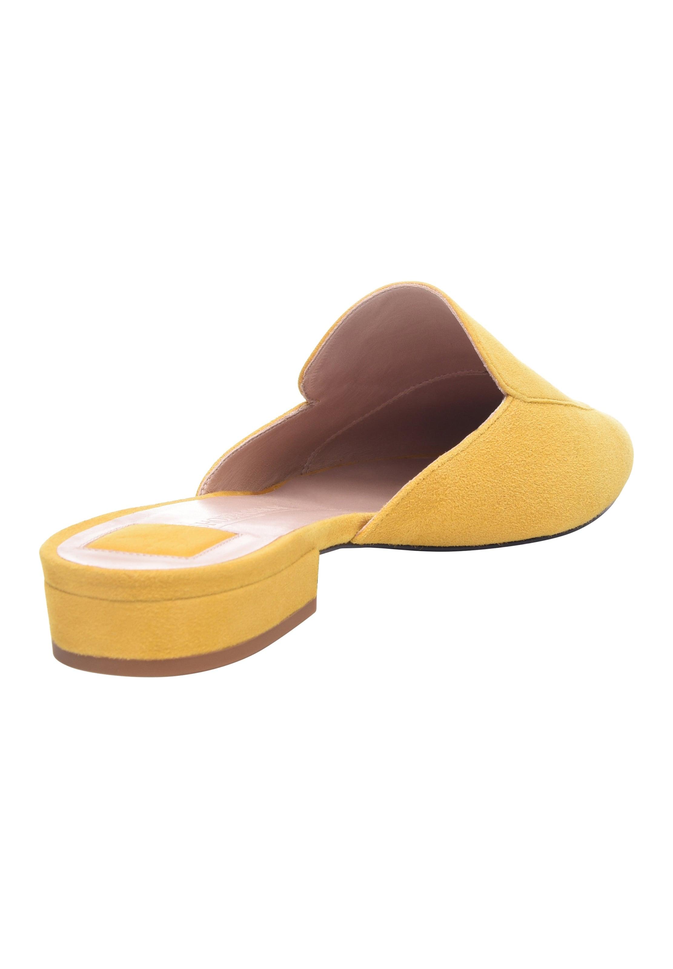 Wp' Gelb Shoepassion In Pantoletten 'no21 uOkXPZi