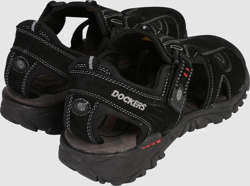 Dockers by Gerli Halbgeschlossene Outdoor-Sandale Hohe Qualität