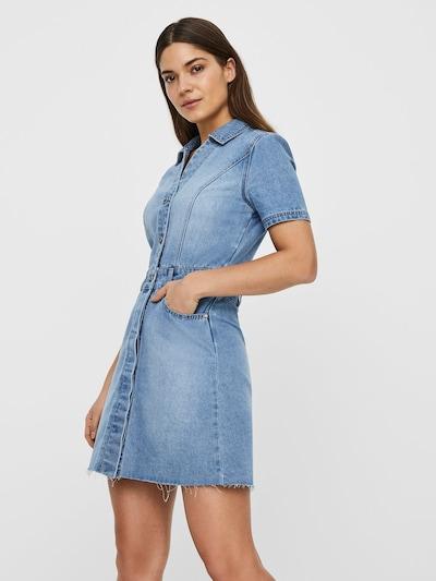 Noisy may Košilové šaty 'NMLISA' - modrá, Model/ka