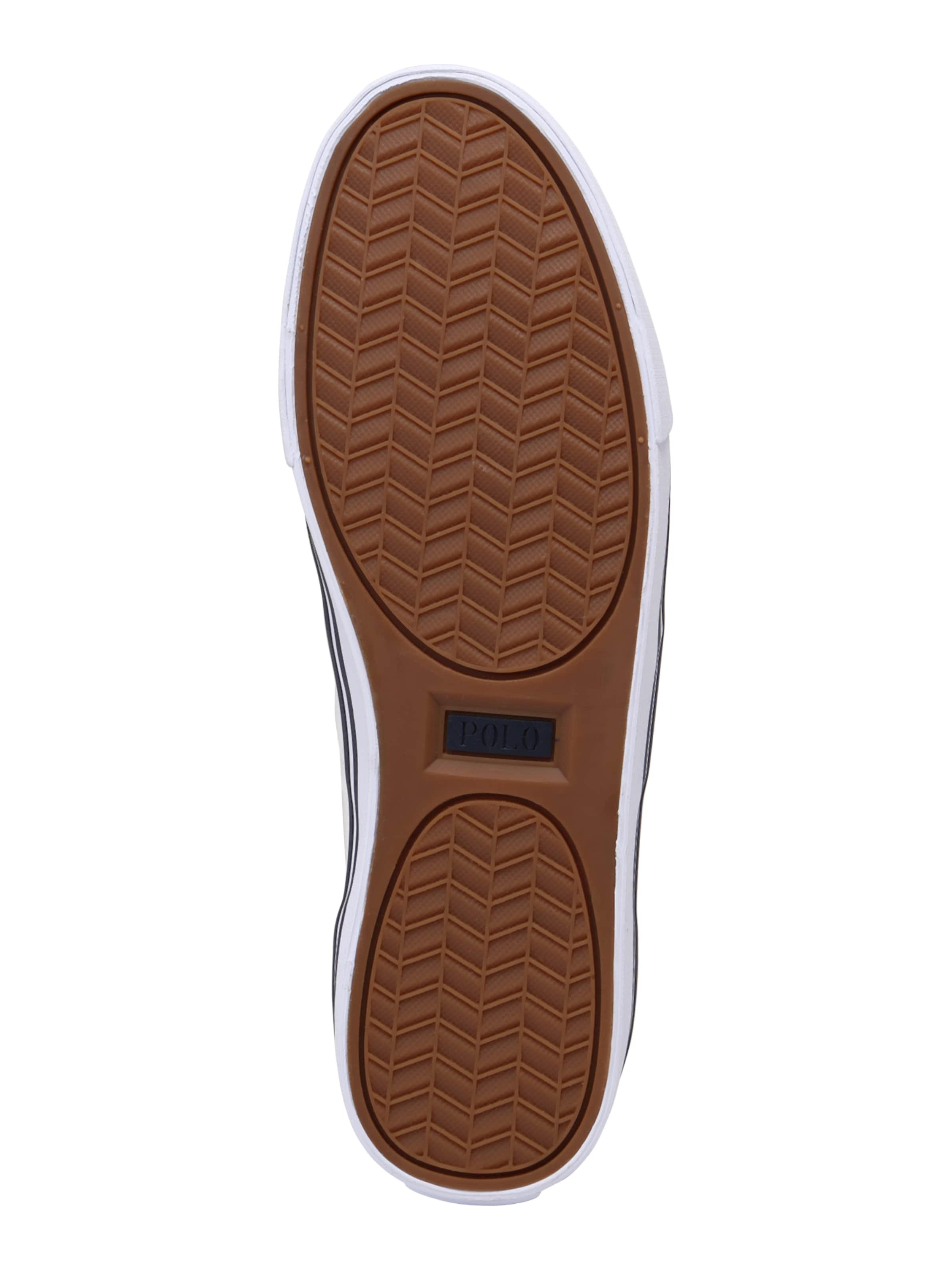 In Lauren Weiß Polo Sneaker 'hanford' Ralph Y76vyfbg