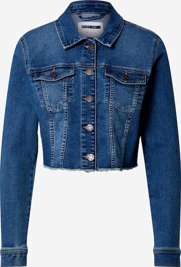 Noisy may Jeansjacke in blue denim, Produktansicht