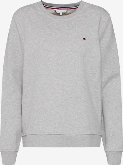 TOMMY HILFIGER Sweatshirt 'Heritage' in graumeliert, Produktansicht