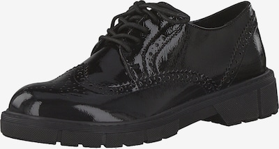 MARCO TOZZI Lace-up shoe in black, Item view