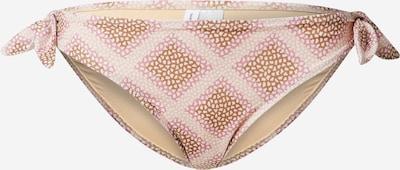 Samsoe Samsoe Dół bikini 'Carlis' w kolorze beżowy / różowy pudrowym, Podgląd produktu
