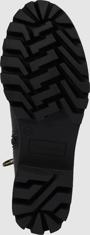 TAMARIS Schnürstiefel mit Patches Günstige und langlebige Schuhe