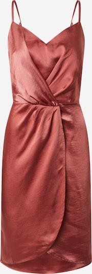 VILA Kleid in orangerot, Produktansicht