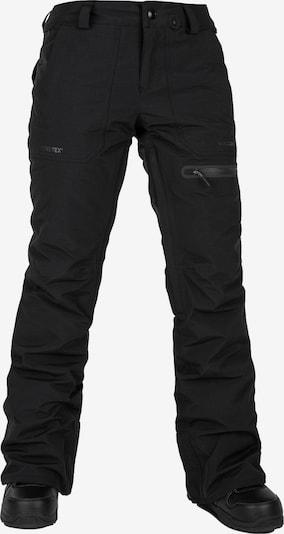 Volcom Snowboardhose 'Knox Ins Gore' in schwarz, Produktansicht