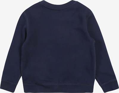 POLO RALPH LAUREN Sweatshirt 'SEASONAL FLEECE-LS CN-TP-KNT' in de kleur Navy: Achteraanzicht