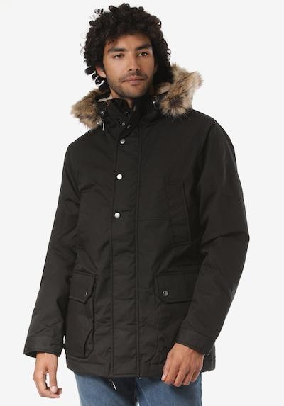 Volcom Winterparka 'Lidward 5K' in schwarz, Produktansicht