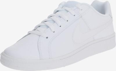 Sneaker low Nike Sportswear pe alb, Vizualizare produs