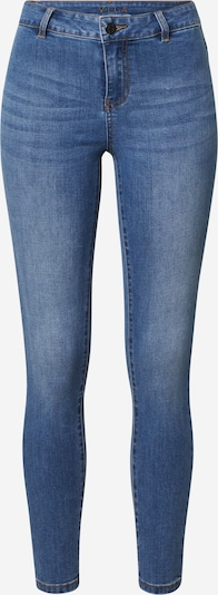 VILA Jeans 'VICOMMIT RWSS 7/8 JEANS/L' in de kleur Blauw denim, Productweergave
