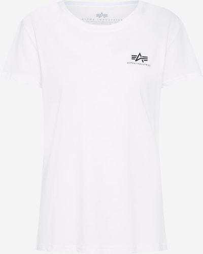 ALPHA INDUSTRIES Majica u bijela, Pregled proizvoda