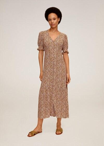MANGO Sommerkleid in mischfarben, Modelansicht
