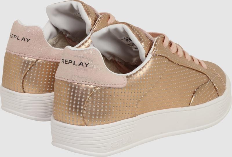 REPLAY Sneaker LOWA Verschleißfeste billige Schuhe