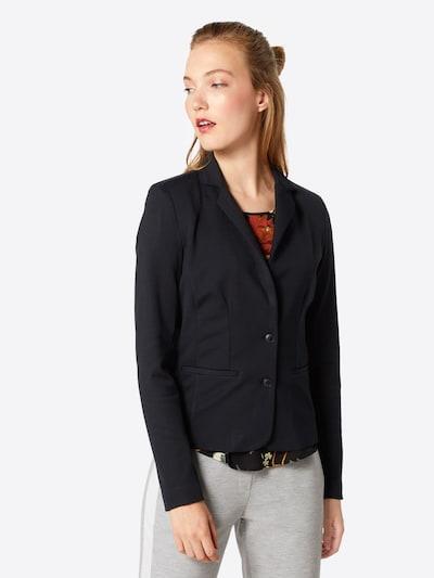 ONLY Blazer 'POPTRASH' in schwarz, Modelansicht