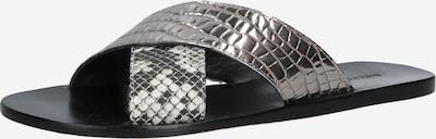 MELVIN & HAMILTON Šľapky 'Hanna 50' - sivá / strieborná, Produkt
